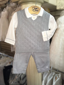 boy's infant outfit
