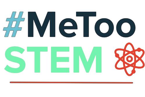 #MeTooSTEM Sticker