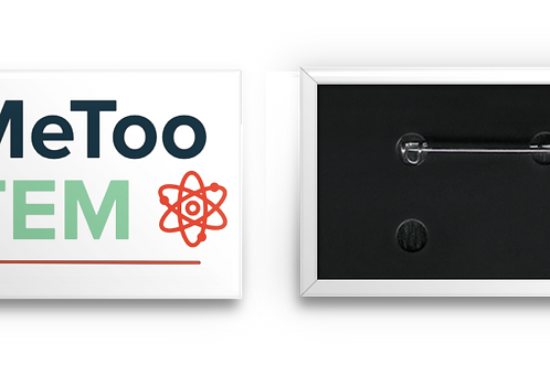 #MeTooSTEM Button
