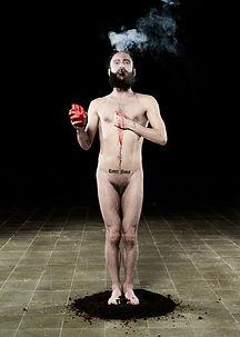 """Miguel Andrés, """"Con los pies en la tierra"""" (2015), Sammlung Jakob"""