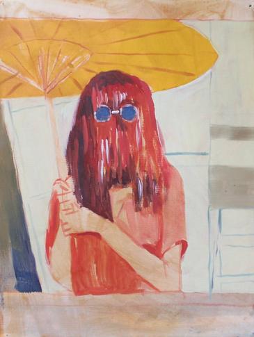 "Erica Lambertson, ""Siobhan"", 2016, © Sammlung Jakob"