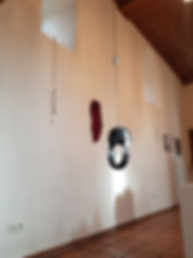 """Klanginstallation""""sin-taks""""  [02:57 min], Ansicht aus der Präsentation der Sammlung Jakob am 25.01.2020 in Freiburg"""