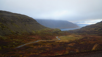North Western Iceland