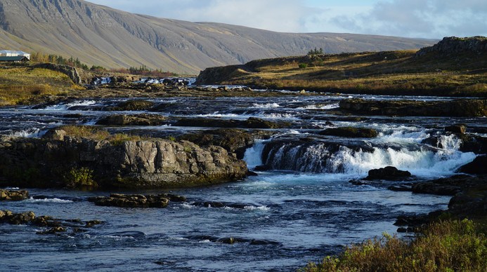 River in Southern Iceland