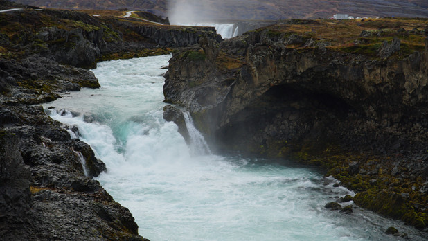 Raging River, Southern Iceland