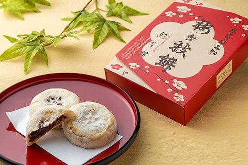 (冷凍)梅ヶ枝餅(10個入) 太宰府照星館