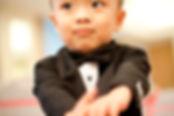 boy black tuxedo