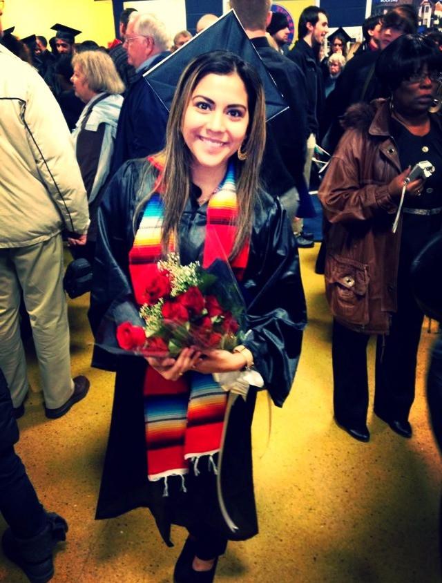 Cristina Graduation