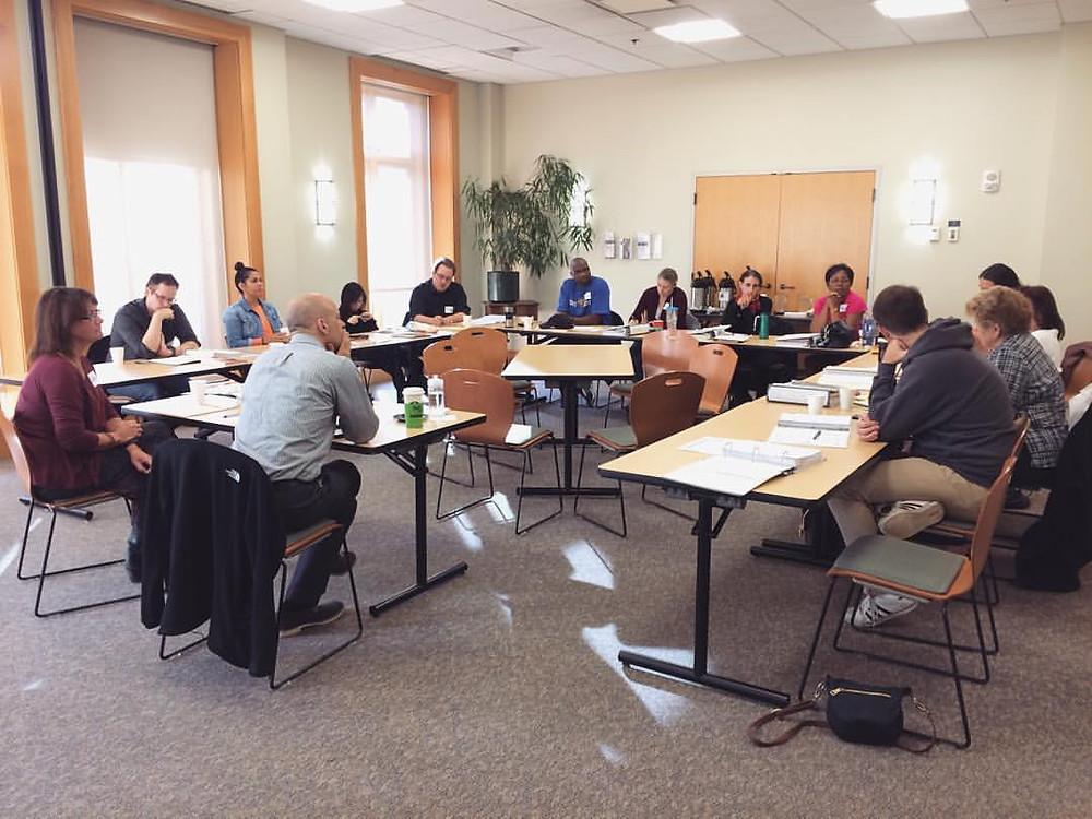 CMC Advanced Mediation Training
