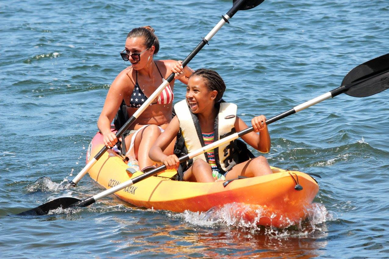 Double Kayak 1H