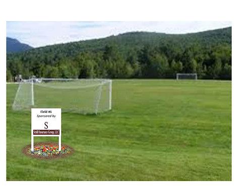 Field Sponsor for Three Tournaments