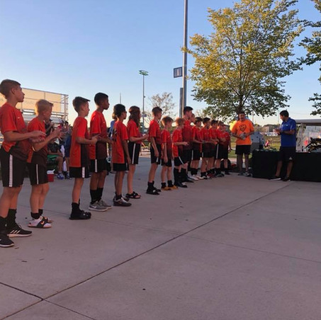 Ten Evolution Competitive Teams Have Strong Showing in Kansas City Challenger Sports Invitational