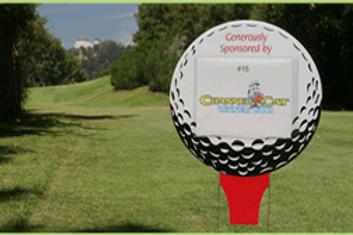 Hole Sponsor for Evolution Golf Scramble Scholarship Fundraiser