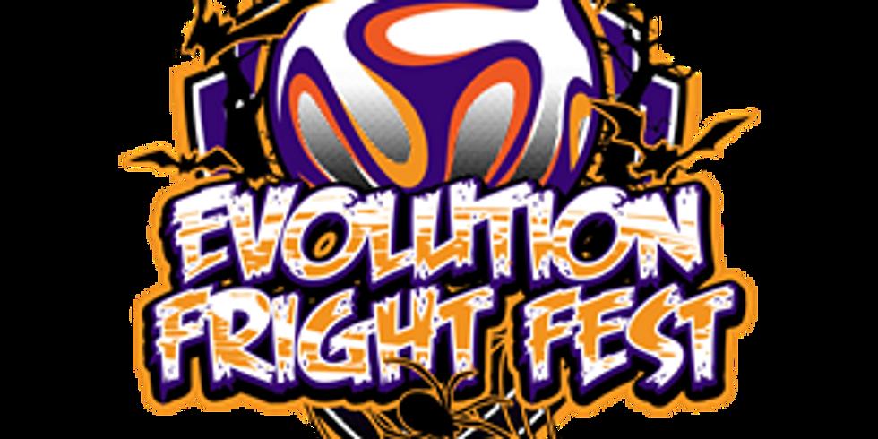 Evolution Fright Fest