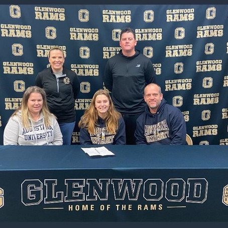 Pelley signs Letter of Intent to Augustana University