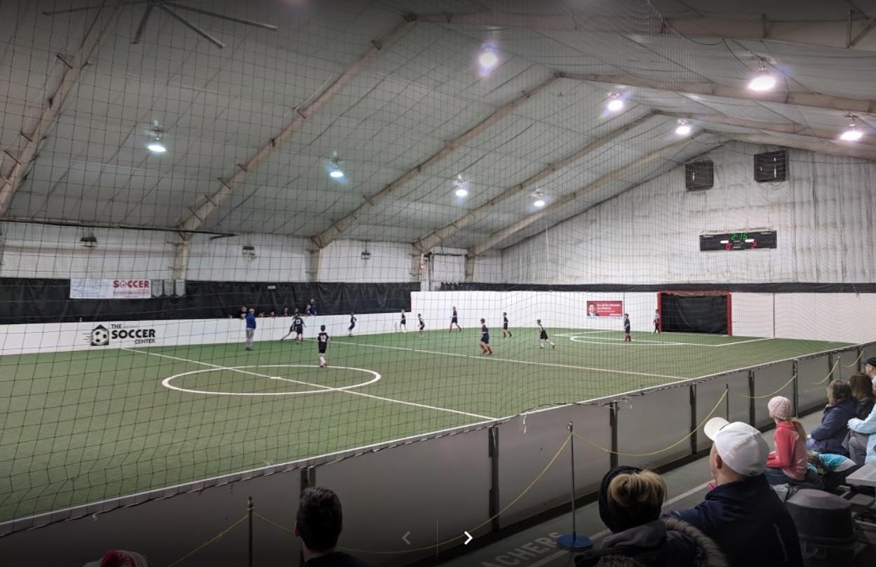 Indoor Training View