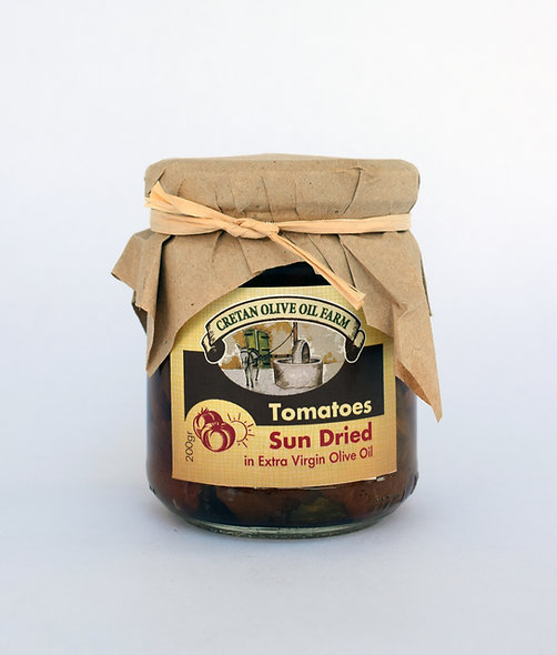 Sundried Tomatoes 200gr