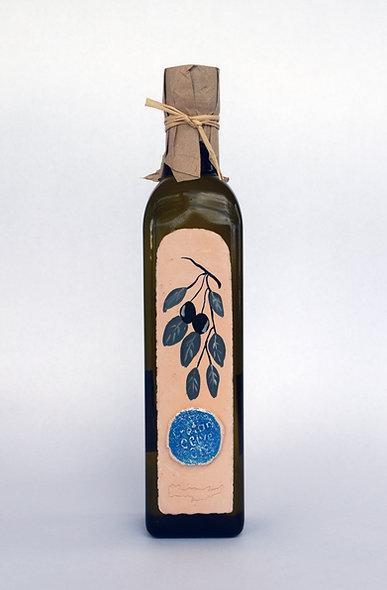 500ml Bottle Ceramic Label Extra Virgin Olive Oil