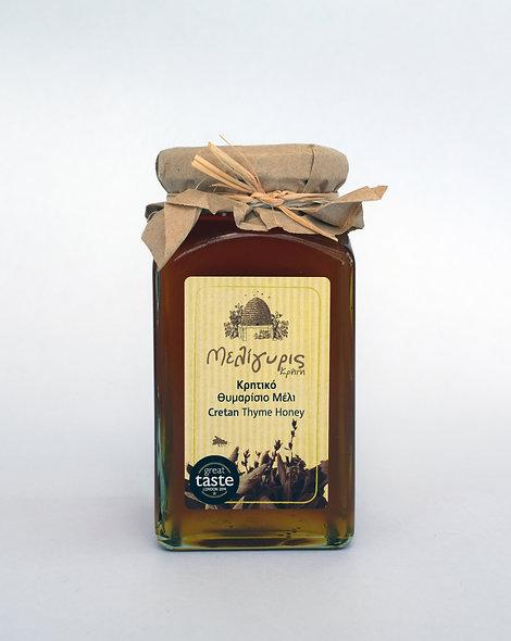 Cretan Wild Thyme Honey 450gr