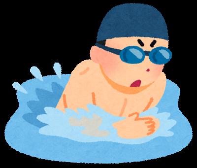 <指導日記>平泳ぎのキックの特訓