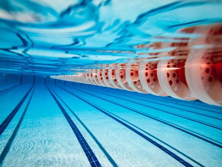 桜蔭学園での特別水泳指導をしてきました