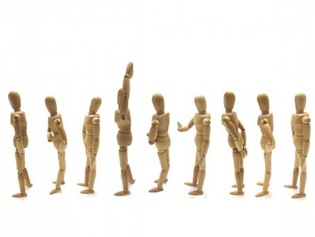 集団練習で意識するべきこと