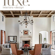 EDITORIAL FEATURE IN NOVEMBER/DECEMBER 2018 LUXE MAGAZINE