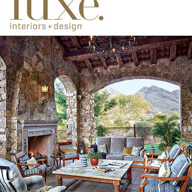EDITORIAL FEATURE IN MARCH/APRIL 2019 LUXE MAGAZINE