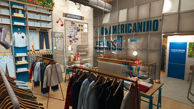 Blaster-diseno-tienda-americanino-medell