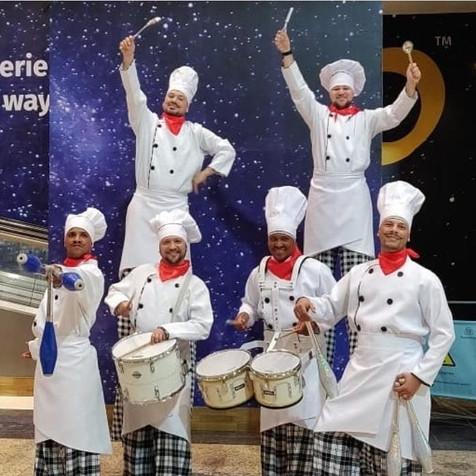 Chef Parade