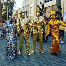 Mirror Man Parade