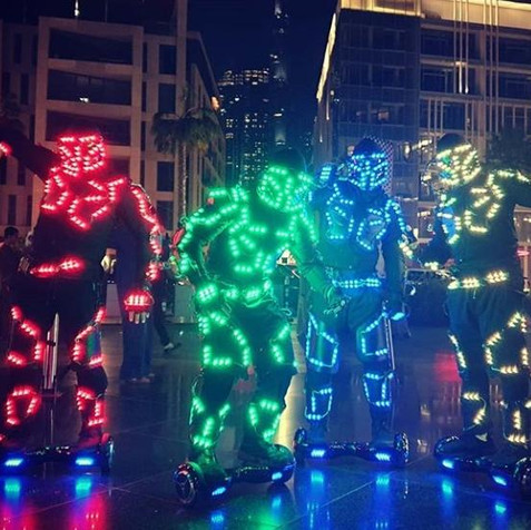 LED Parade