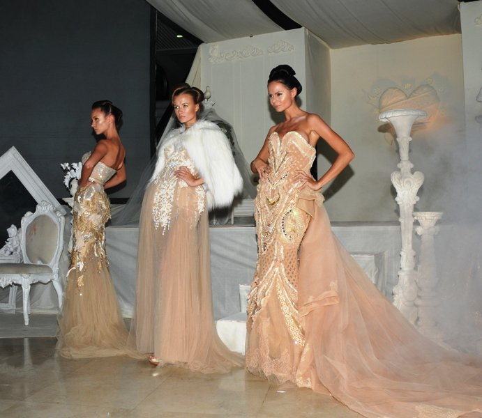 Amato Haute Couture - Fashion Show