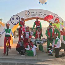UAE Themed Circus