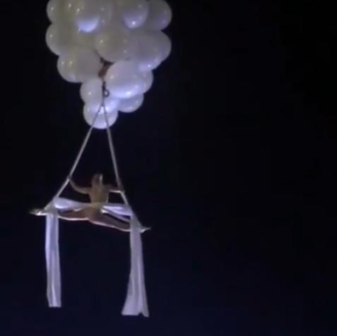 Aerial Balloon