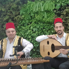 Arabic Musician