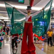 UAE Themed Parade