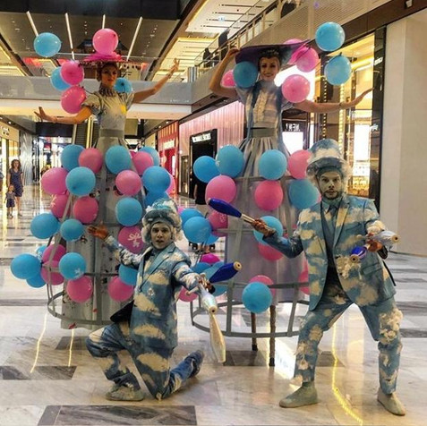 Ballon Parade