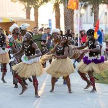 African Parade