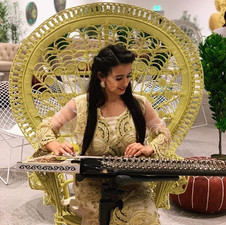 Arabic Kanoon Player
