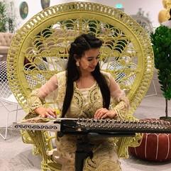 Arabic Kanoon Player