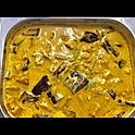 Eggplant gravy