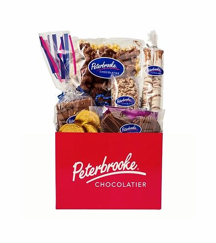 Pink Peterbrooke Box of Assorted Chocolates