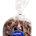 Large Hand-Dipped Milk, Dark or White  Chocolate Pretzel Twists