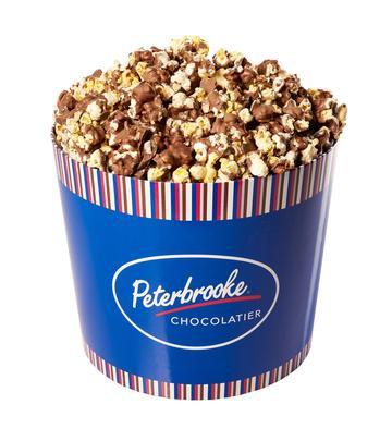 54 oz Chocolate Covered Popcorn