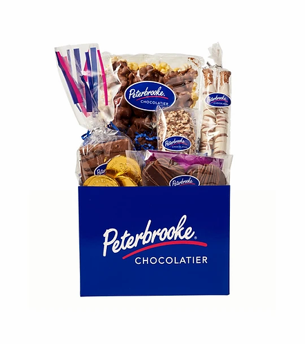 Blue Peterbrooke Box of Assorted Chocolates