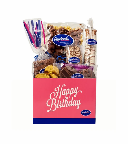 Happy Birthday Box of Assorted Chocolates