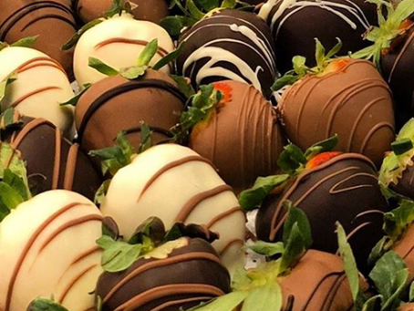 How to Make Chocolate Covered Strawberries Peterbrooke Style