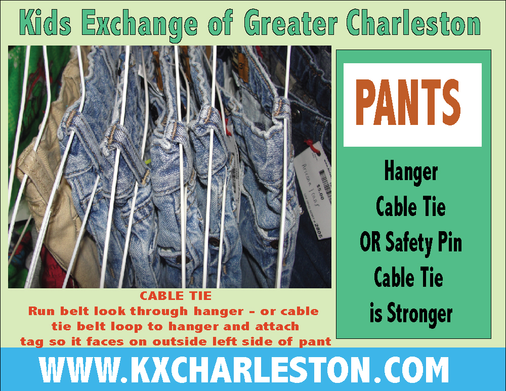 KXCHARLESTONpants