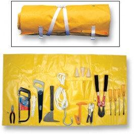 17 piece Crash Rescue Kit